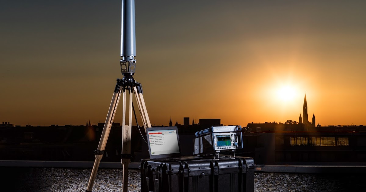 COUNTER-DRONE RADIO FREQUENCY (RF) ANALYSERS